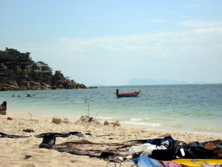 Ko Phangan Strand