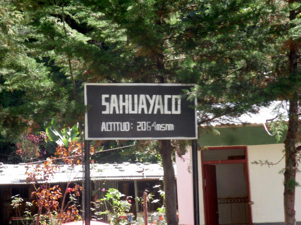 Salkantay Trek nach Sahuayaco