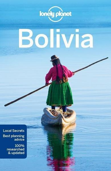 lonely planet bolivien