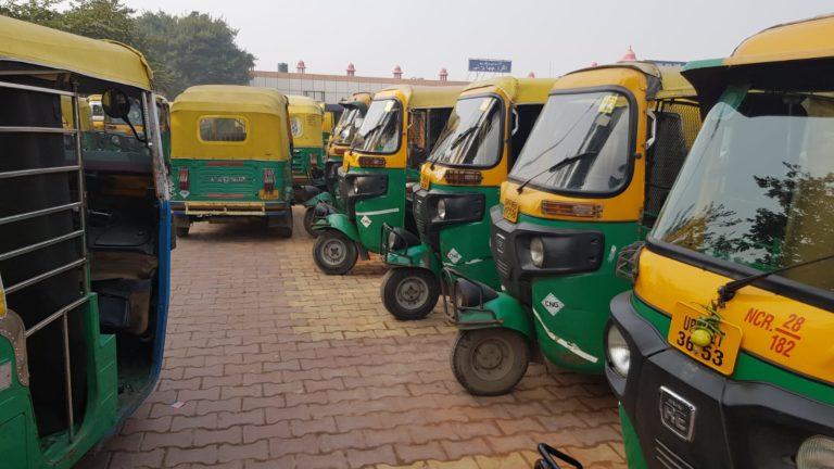 Agra Tuktuk Fahrt