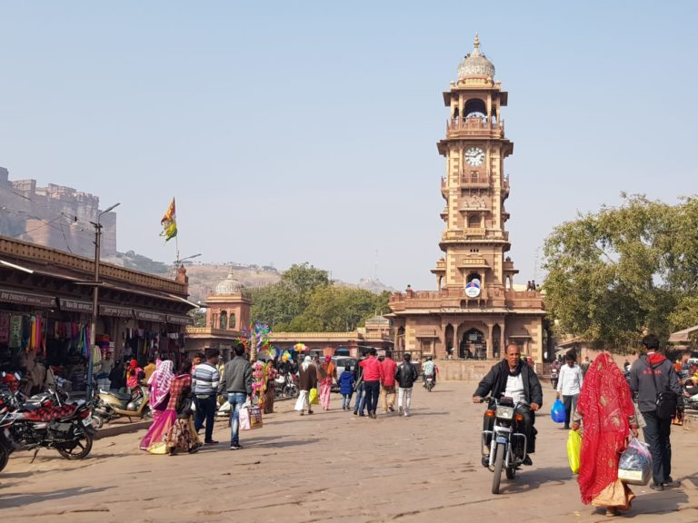 Jodhpur Glockenturm