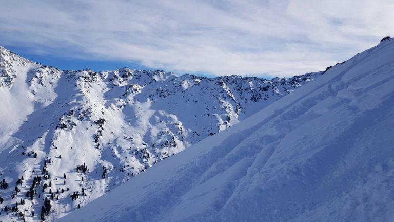 Bärentalkopf Skitour