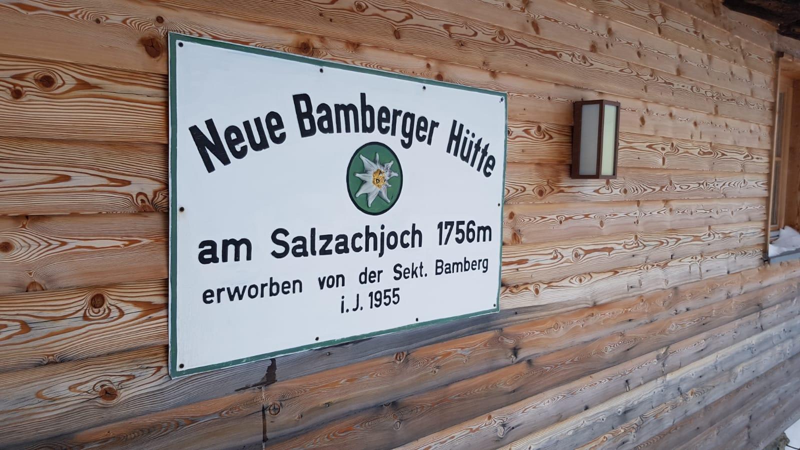 Bamberger Hütte