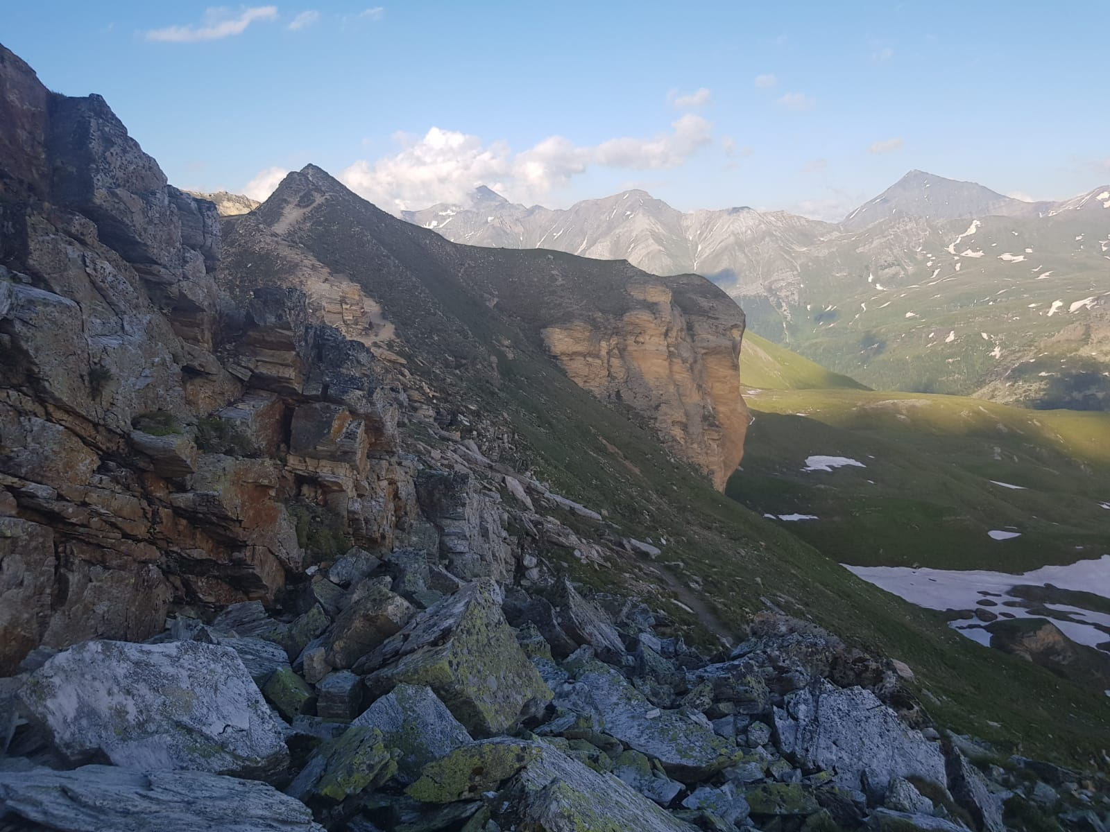 Baumgartlkopf 2.623 m (Wanderung)