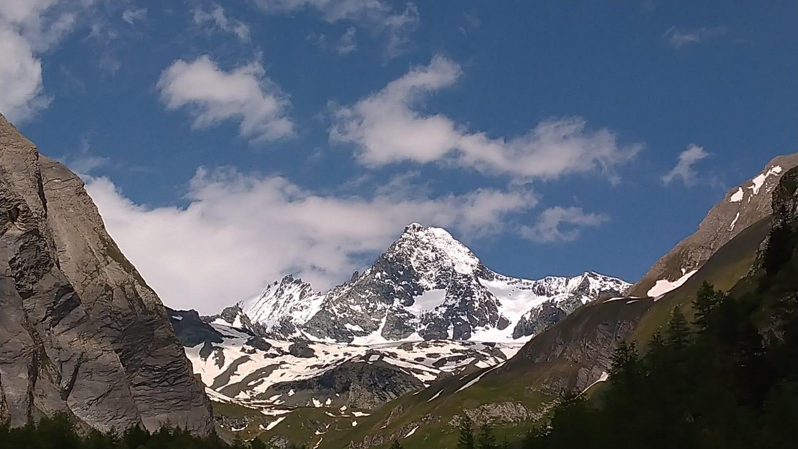 Großglockner Stüdlgrat 3.798 m (Hochtour)