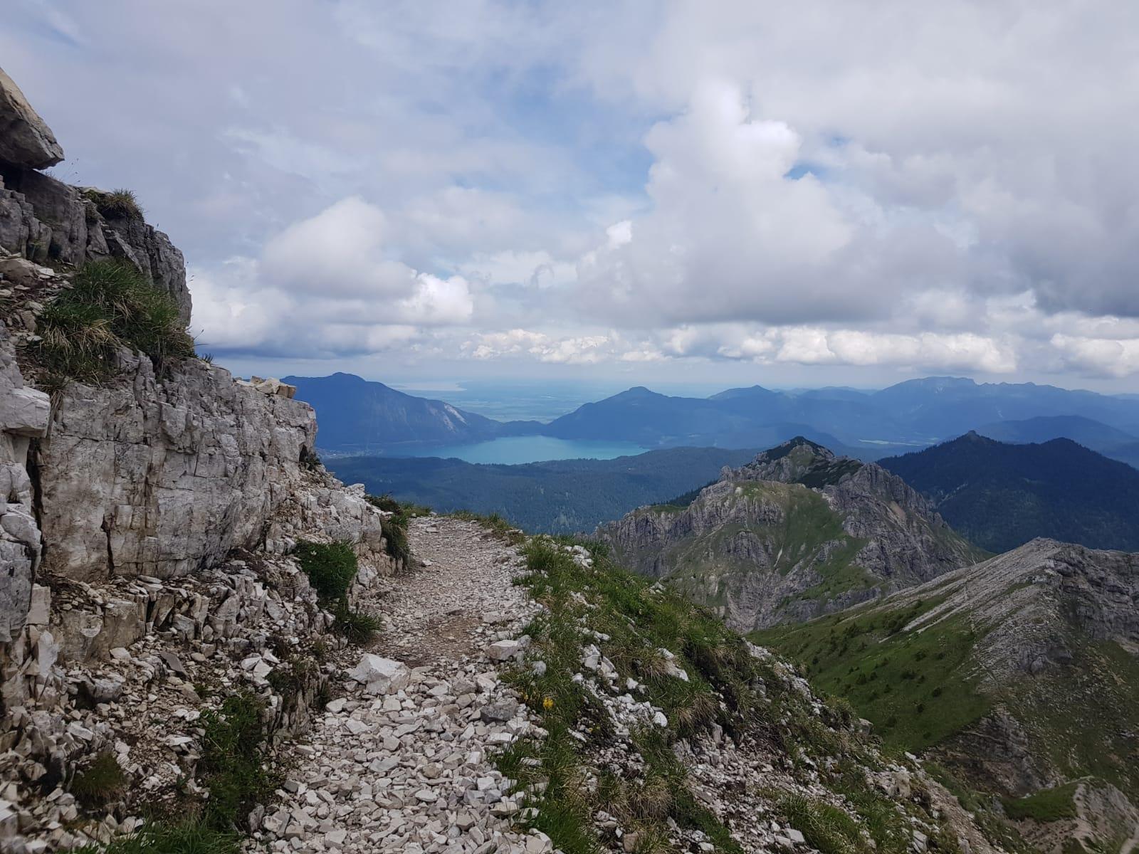 Schöttelkarspitze 2.050 m (Wanderung)