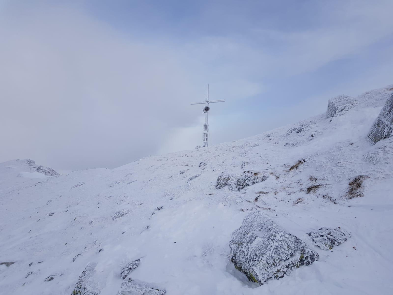 Niedererberg Skitour