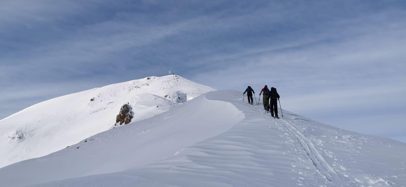 Rötenspitze 2.481 m (Skitour)