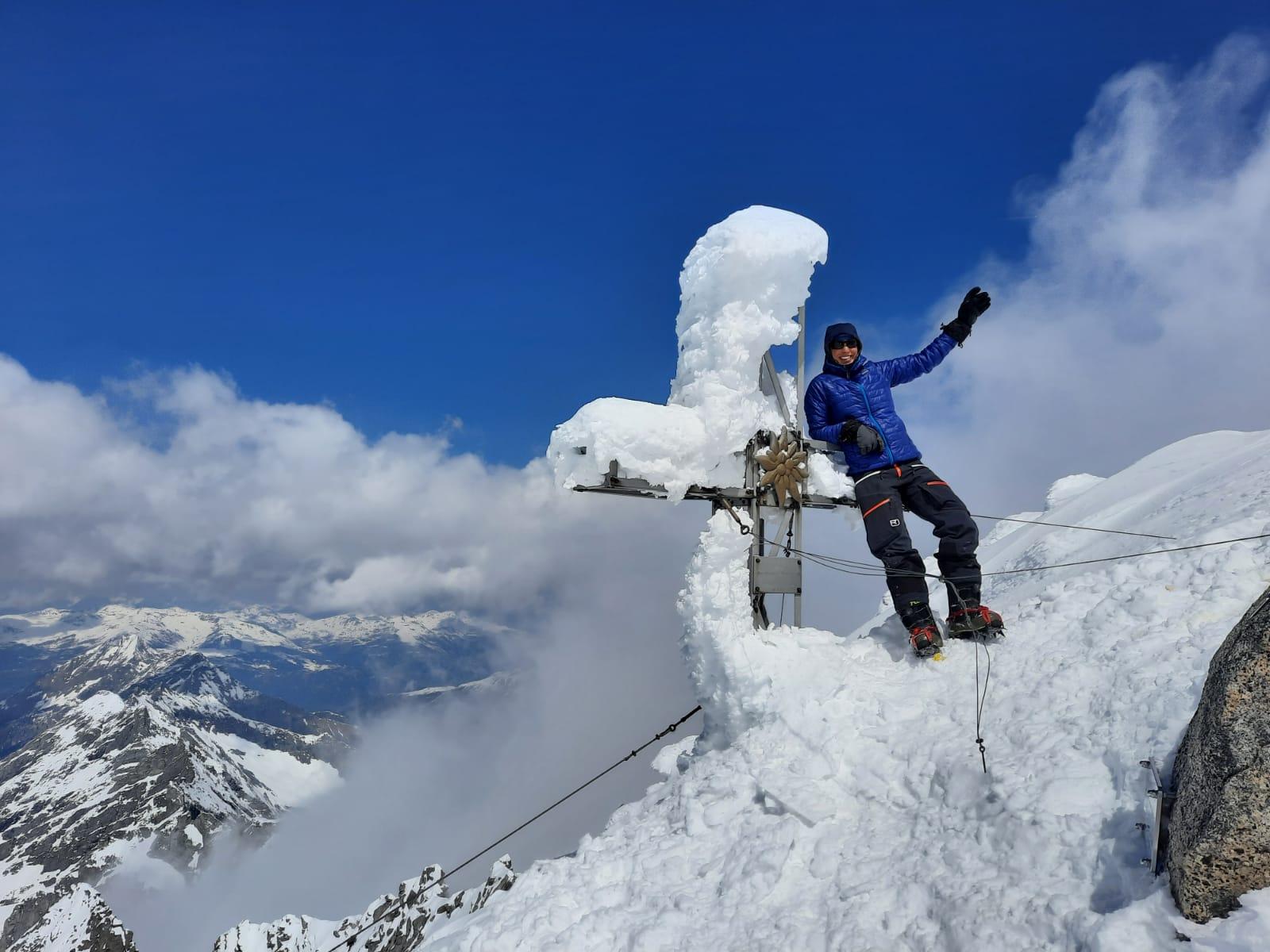 Großer Löffler 3.379 m & Trippachspitze 3.271 m (Skitour)