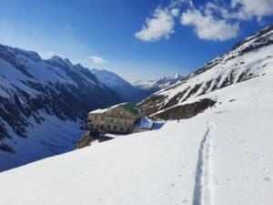 Greizer Hütte Skitour