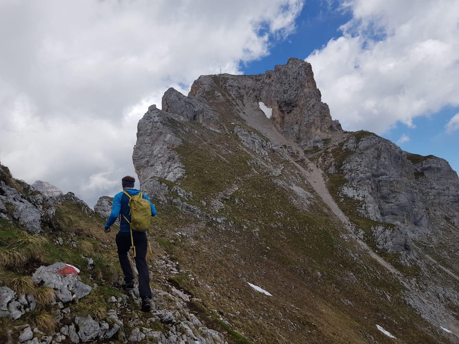 Gehrenspitze 2.367 m (Wanderung)