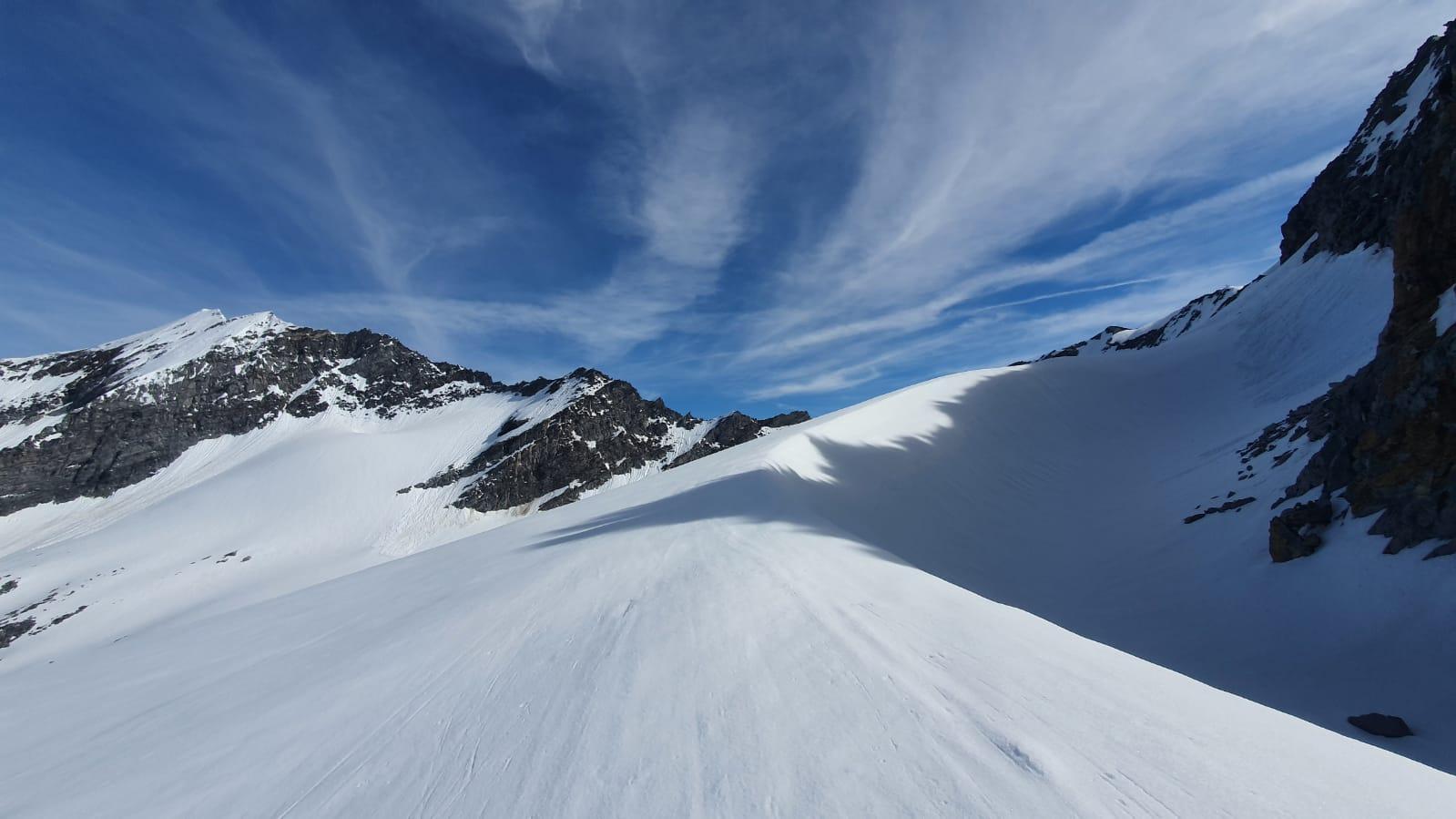 Hoher Weißzint 3.371 m (Skitour)