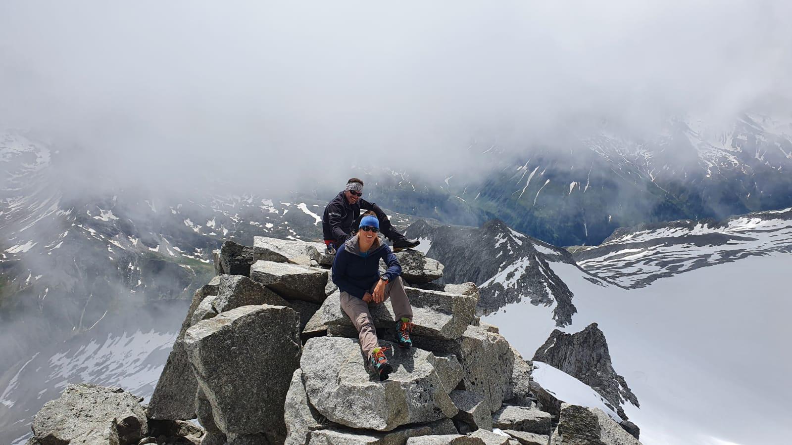 Schrammacher 3410 m (Hochtour)