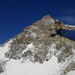 Obergabelhorn 4.063 m Versuch (Hochtour)