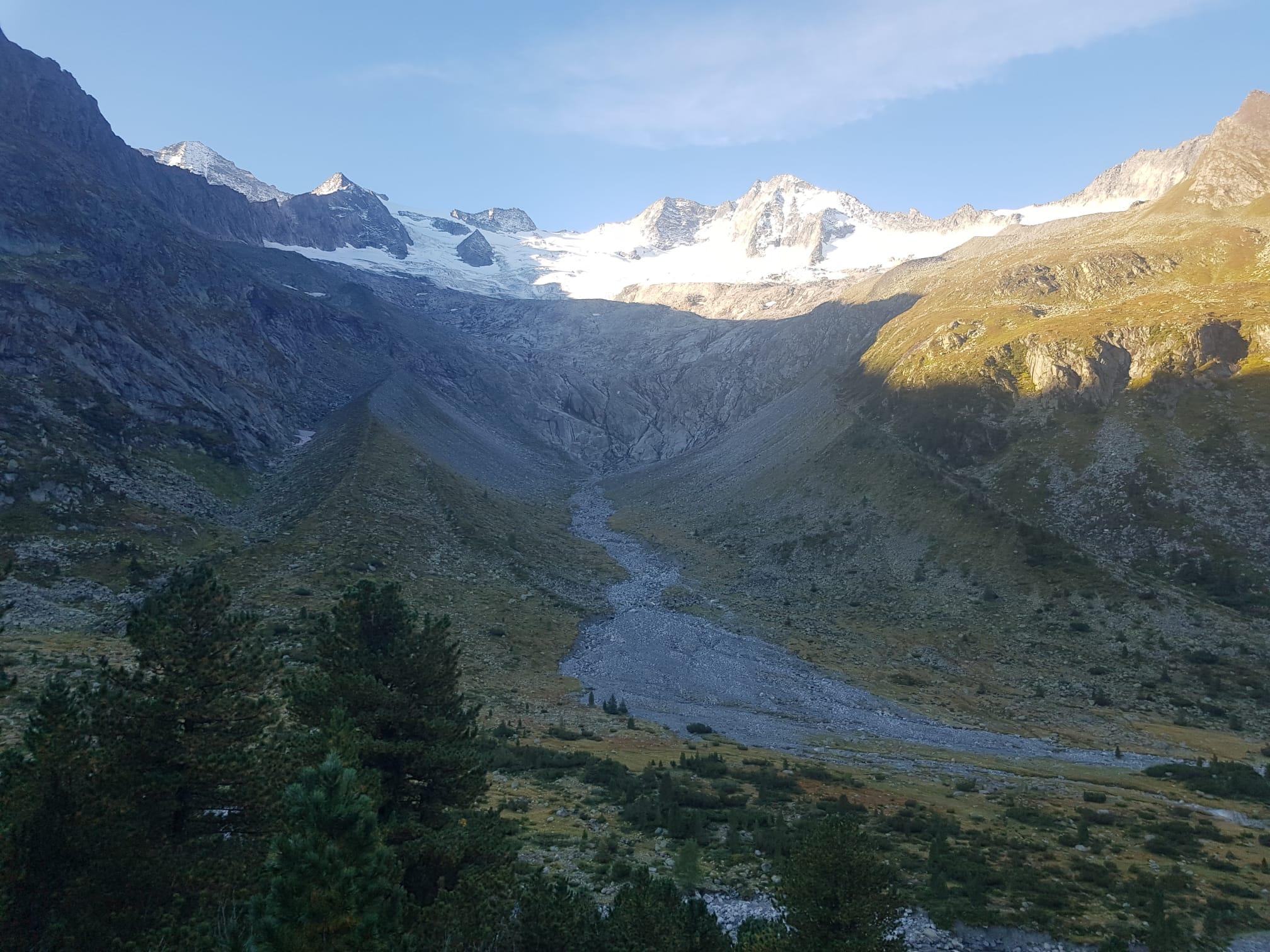 III. Hornspitze / Berliner Spitze 3.254 m (Hochtour)